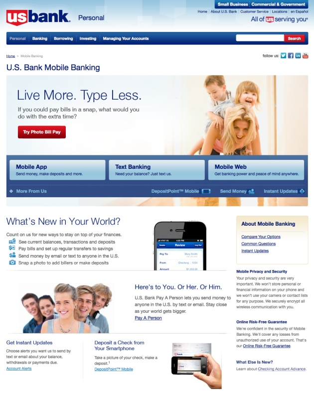 mobilelandingpage